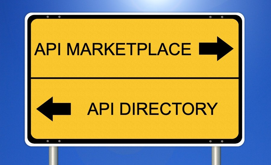 ​API Marketplace vs API Directory