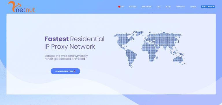 Netnut Website
