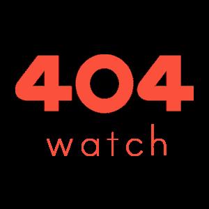 404 Watch